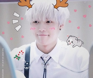 kpop, minhyuk, and cute image