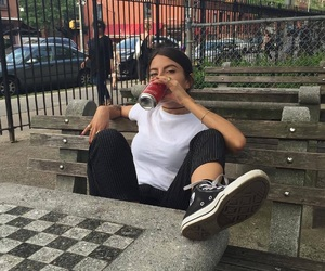 girl, tumblr, and converse image