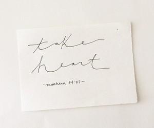 faith and take heart image