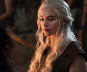 game of thrones, daenerys targaryen, and khaleesi image