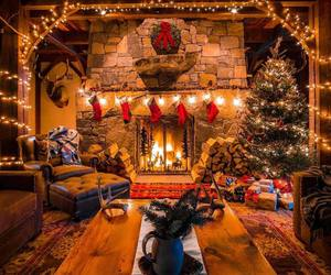 christmas, navidad, and decorations image
