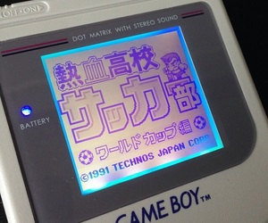 aesthetic, gameboy, and game boy image