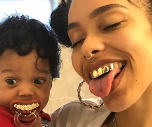 babies, moms, and goals image