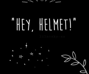 13 reasons why, helmet, and wallpaper image
