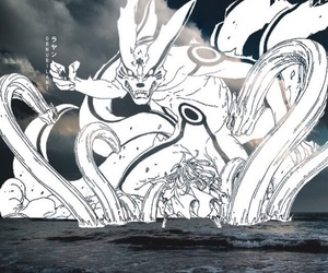 anime and nine tails image