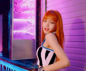 korean, lipstick, and lisa image