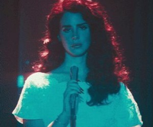lana del rey, ride, and lust for life image