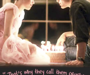 candles, quote, and couple image