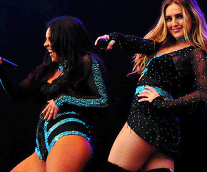 perrie edwards, get weird tour, and little mix image