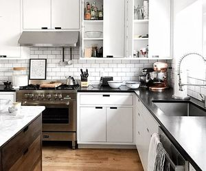 beautiful, cooking, and home image