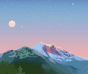 pixel art, aesthetic, and art image