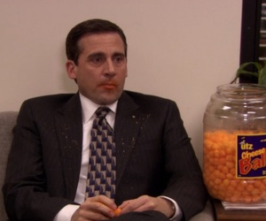 the office, michael scott, and Steve Carell image