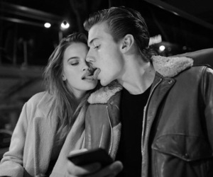 couple, goals, and lucky blue smith image