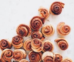 cakes, cinnamon rolls, and desserts image