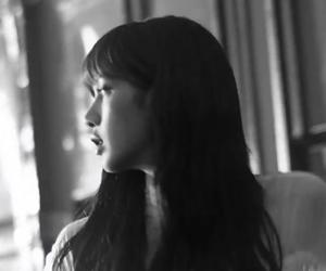 lisa, black+white, and lalisa manoban image