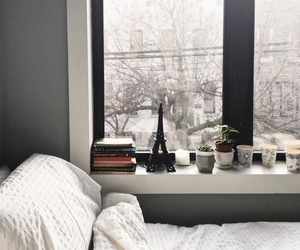 apartment, book, and books image