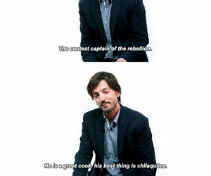 diego luna, star wars, and rogue one image