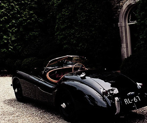 car, black, and green image