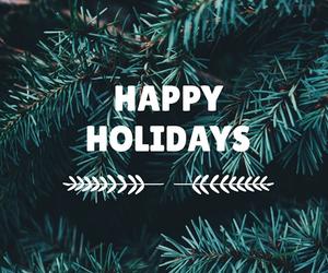 christmas, holiday, and wallpaper image