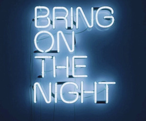 light, night, and neon image