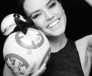 star wars, bb-8, and daisy ridley image