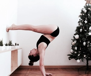 fit, goals, and flexible image