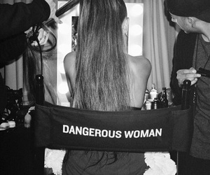 dangerous woman, dwt, and ariana grande image