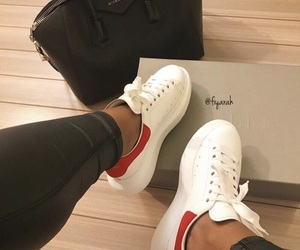 Alexander McQueen, chaussure, and shoes sneakers image