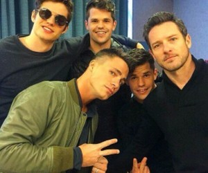 teen wolf, colton haynes, and daniel sharman image