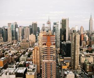aesthetic, new york, and buildings image