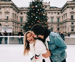 couple, holiday, and Relationship image