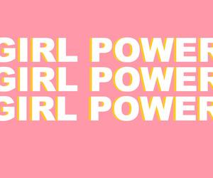 girl, empowerment, and feminism image