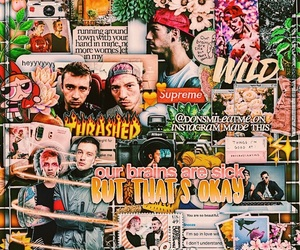 edit, edits, and twenty one pilots image