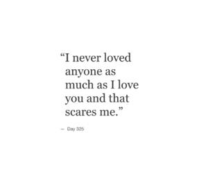 beautiful, feelings, and I Love You image