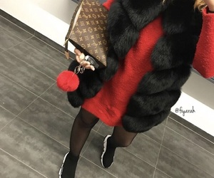 louis vuitton bag, ootd tenue, and sappe sappes image