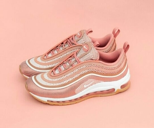 nike, pink, and air 97 image
