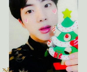 asian boy, happy new year, and jin image