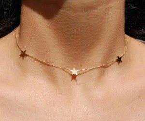 stars and necklace image