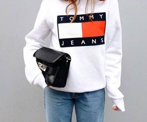 tommy hilfiger, clothes, and outfit image