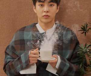 exo, universe, and xiumin image