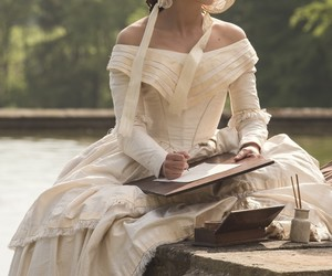 victoria, Queen, and jenna coleman image