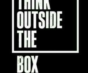 box, the, and think image
