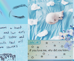 blue, header, and twitter image