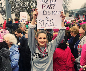 Supergirl, melissa benoist, and feminism image