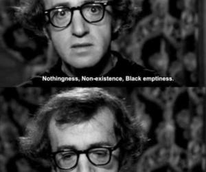 woody allen, future, and quotes image