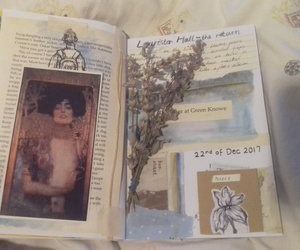 arty, sketchbook, and book image