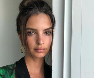 model, girl, and emily ratajkowski image