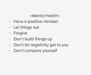 positivity, 2018, and self love image