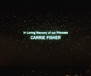carrie fisher, episode 8, and florida image