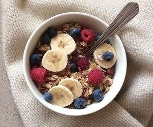 berries, breakfast, and healthy food image